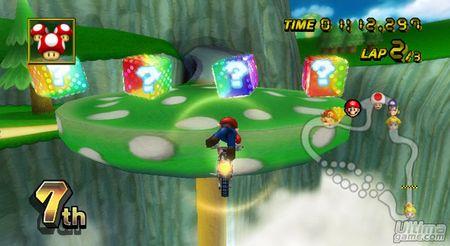 Nintendo nos deslumbra con un nuevo tráiler de Mario Kart Wii