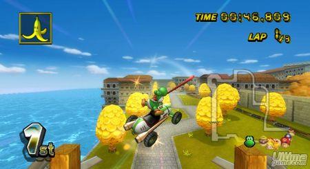 Nintendo nos trae la intro. y varios mini-vídeos de Mario Kart Wii