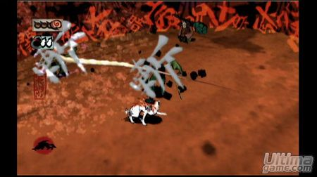 La versión Wii de Okami, por fin al descubierto