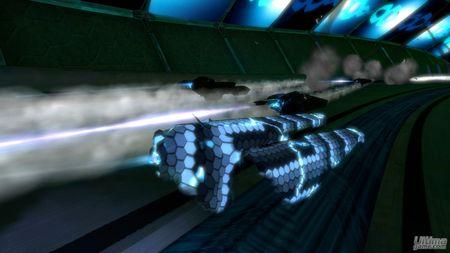 Sony calienta motores para la carrera espacial de WipeOut HD