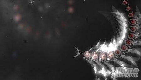 Nuevas capturas del universo submarino de flOw para PSP