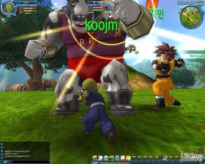 TGS 09 - Dragon Ball Online resucita... con las Bolas de Dragón