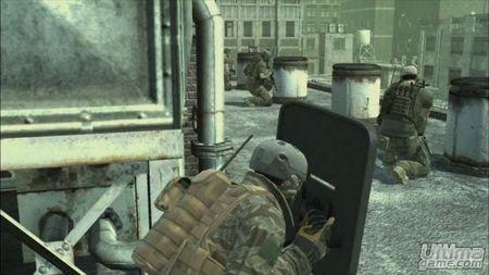 La beta de Metal Gear Online detiene su funcionamiento