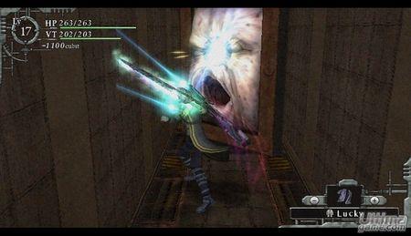Baroque -  El perturbador RPG de Atlus vuelve a la carga con más capturas