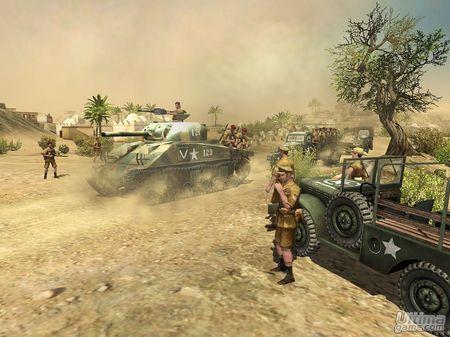 Nuevas imágenes de Men of War: atento a su próxima beta