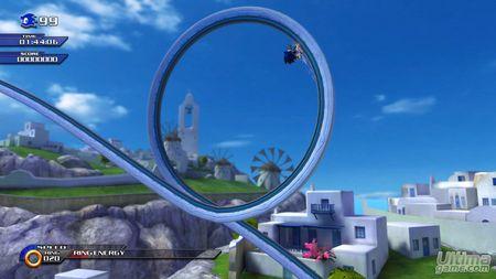 Sonic Unleashed : no tan supersónico como podría haber sido...