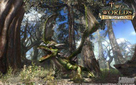 Descubre The Temptation, la primera expansión de Two Worlds