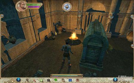 Nuevas imágenes de Numen, el Action- RPG de corte mitológico