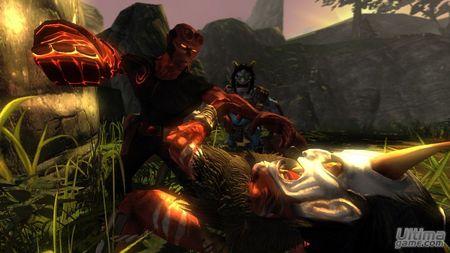 Hellboy se impacienta y nos desvela nuevas capturas de su próxima aventura