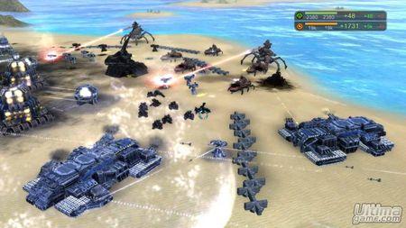 Se retrasa la versión Xbox 360 de Supreme Commander, Para hacer más corta la espera, aquí te ofrecemos las nuevas imágenes