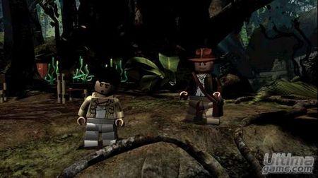 LEGO Indiana Jones - La Trilogía Original. Indy sigue derrochando simpatía...