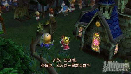 Little King Story - La apuesta más personal de Cing para Wii cruza fronteras.
