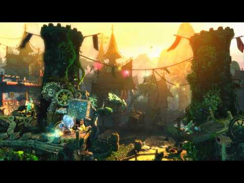 Trine 2: Complete Story, la versión más completa del juego de Frozenbyte se estrena en PS4