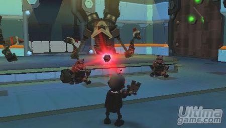 Agente Secreto Clank. El pequeño robot nos enseña su faceta más seductora