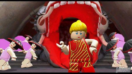 Nuevas imágenes y fecha de Lego Indiana Jones