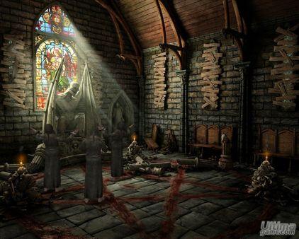 Nuevas imágenes y fecha de salida de Dracula Origins