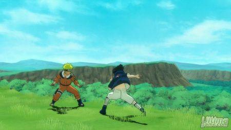 Naruto - Ultimate Ninja Storm. ¡Que siga el espectáculo!