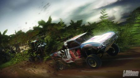 Primeras capturas y nuevos detalles de MotorStorm Pacific Rift