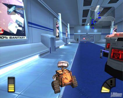 Wall-E nos enseña sus nuevas capturas en PS2 y PS3