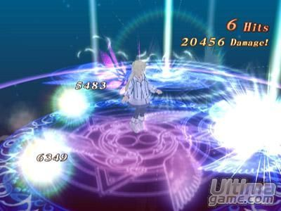 Tales of Symphonia - Dawn of the New World. Así es el rol en Wii