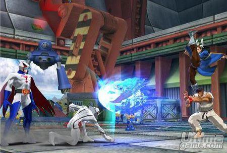 Tatsunoko Vs. Capcom - Pros y contra del lanzamiento europeo