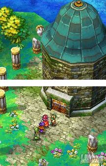 Dragon Quest IV nos adelanta su fecha de salida en Europa