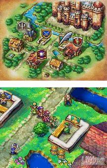 La trilogía de Dragon Quest se prepara para su asalto a las DS europeas, mientras Dragon Quest IX ya tiene fecha de salida en USA