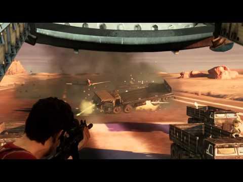 Los mapas multijugador de Uncharted 3: La Traición de Drake se vuelven completamente gratuitos
