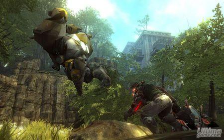 Bionic Commando. ¡Así se hace un remake!
