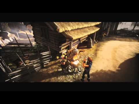 Un espectacular vídeo de lanzamiento del plataformas descargable Brothers: A Tale of Two Sons