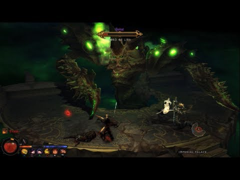 Un vistazo al multijugador local de Diablo III en PS3 y Xbox 360