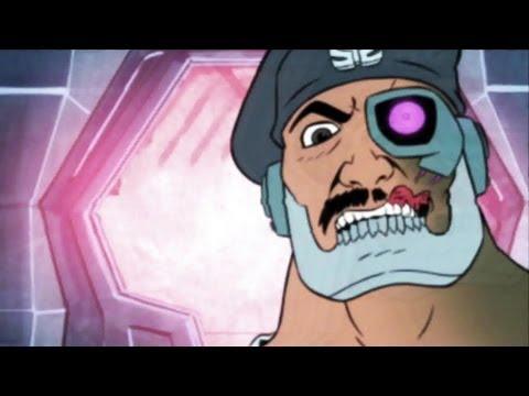 The Cyber War: un bizarrísimo corto nos muestra un nuevo adelanto del original universo del juego