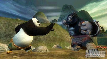 Un oso de nueva generación. Nuevas capturas de Kung Fu Panda