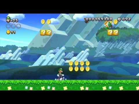 Dos personajes nuevos y la colección completa de New Super Mario Bros de camino a Switch