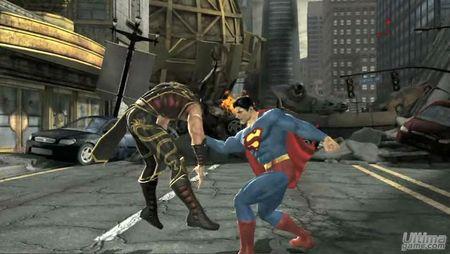 Mortal Kombat Vs. DC Universe. De las azoteas de Gotham a las profundidades del infierno.