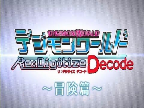 Las novedades de la versión 3DS en una galería de imágenes de Digimon World Re: Digitize