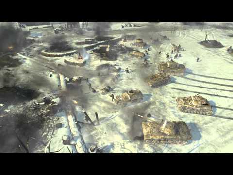 La Armada Roja se pone en acción en un impactante tráiler de lanzamiento de Company of Heroes 2