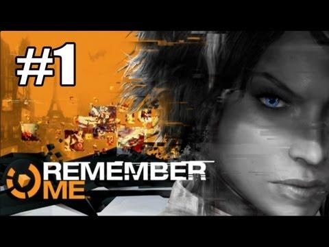 Un espectacular tráiler de lanzamiento de Remember Me pone a Nilin en acción