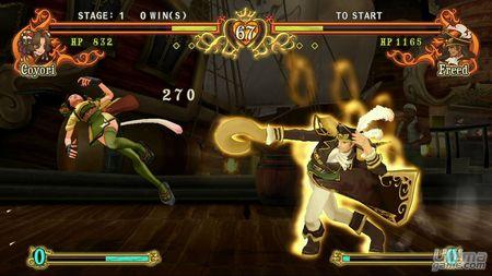 Battle Fantasia - Una mezcla única de juego de lucha y RPG se abre paso hasta nuestro país