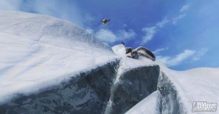 Descubre las ventajas de Shaun White Snowboarding en Xbox 360, PS3 y PC para competir con el control de Wii