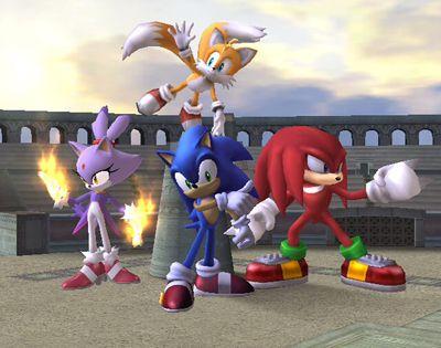 Sonic.  imagen 3