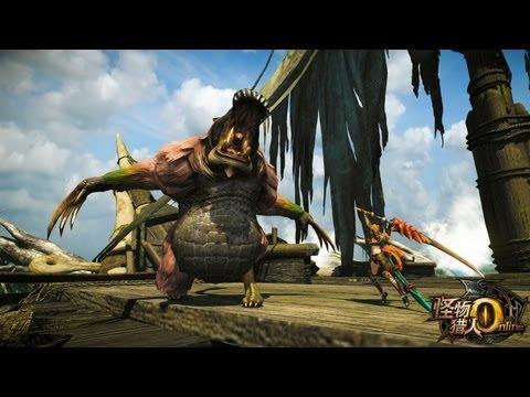 Los nuevos monstruos de Monster Hunter Online nos presentan sus ataques más letales