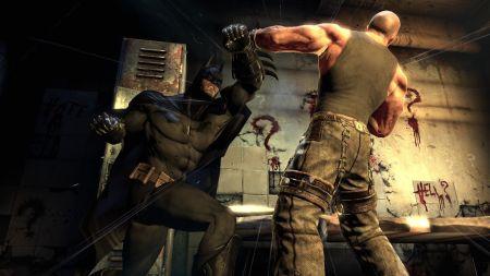 Batman: Arkham Asylum - Mejor en Edición Juego del Año