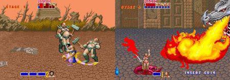 Golden Axe - Beast Riders. Descubre la evolución de las monturas de la saga. - Noticia para Golden Axe Beast Rider