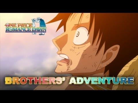 Memorias, un divertido tráiler de lanzamiento de One Piece: Romance Dawn nos presenta a los enemigosiento de