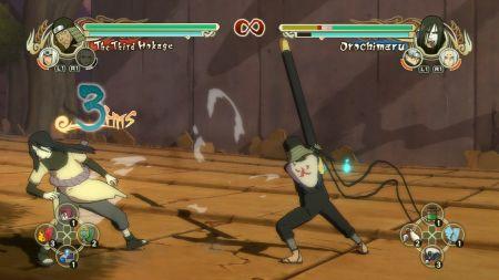 Naruto Ultimate Ninja Storm - Aquí tienes las claves del asalto ninja a PS3
