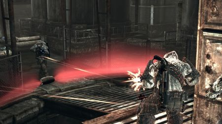 Gears of War 2 - Así son los nuevos mapas disponibles en The Dark Corners