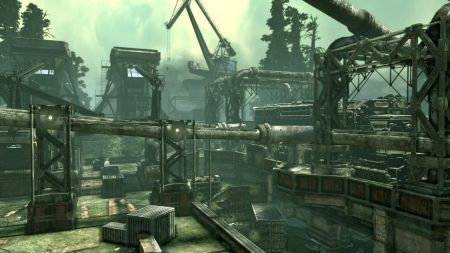 Gears of War 2 - Así son los nuevos mapas disponibles en The Dark Corners