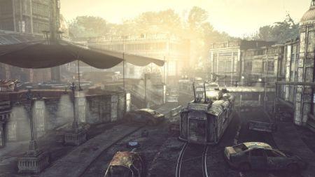 Gears of War 2. ¿Cómo quiere su nivel de violencia: pequeño, mediano o grande?