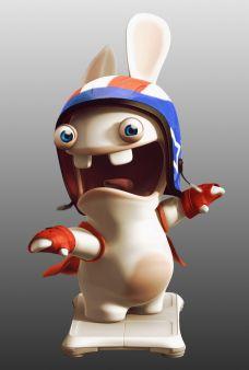 Ubisoft desvela oficialmente Rayman Raving Rabbids - TV Party con las primeras capturas